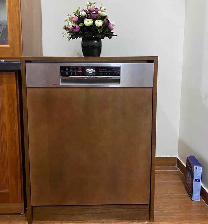Máy rửa bát Bosch âm tủ